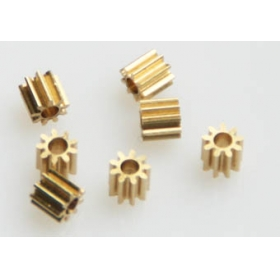 9T pinion gear 0.3M 1.5mm MCPX Trex 150 helicopter